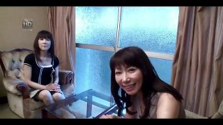 50yr old Grannies Yoshiko Saito and Takako Ueno (Uncensored)
