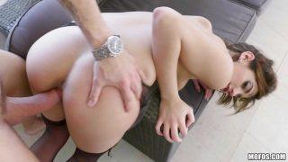Carlota Teen banged in her cute little pussyhole