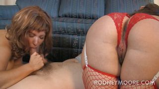 Horny Hairy Girls Mistress Eve and Honey Bunch