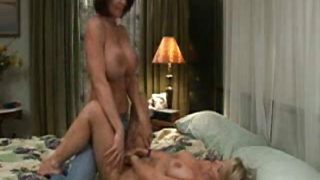 Mature Woman seduces Younger Girl …F70