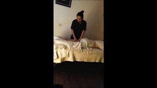 Thai Massage – Hidden Cam